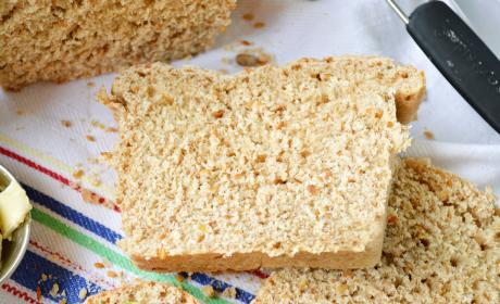 Three Seed Breakfast Bread