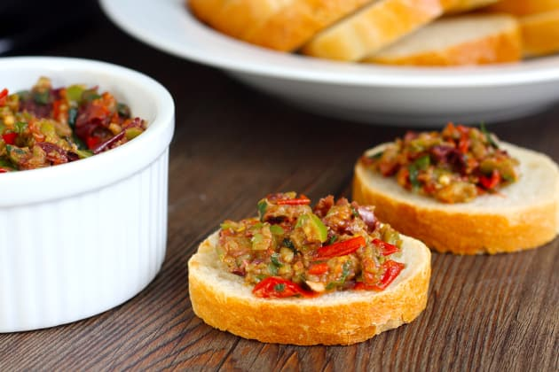 Mixed Olive Tapenade Photo