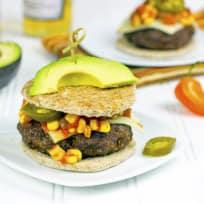 Taco Burger Recipe