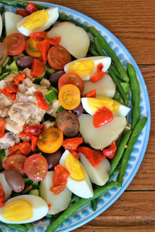 Nicoise Salad Picture