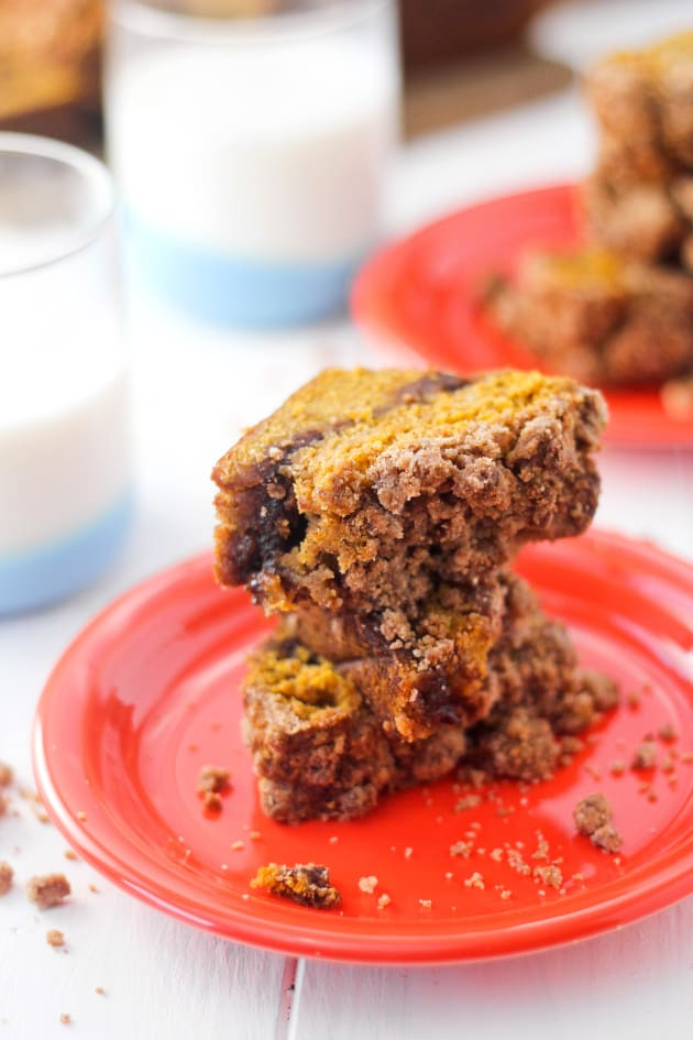 Cinnamon Roll Pumpkin Bread Picture