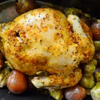 Slow Cooker Chicken and Potatoes Recipe