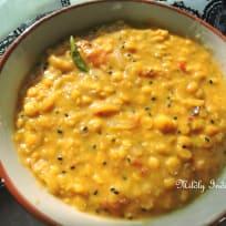 Creamy Channa Dal Khatta
