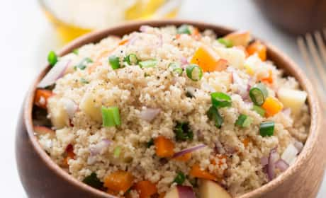 Easy Couscous Salad Recipe