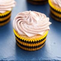 Banana Nutella Cupcakes Recipe