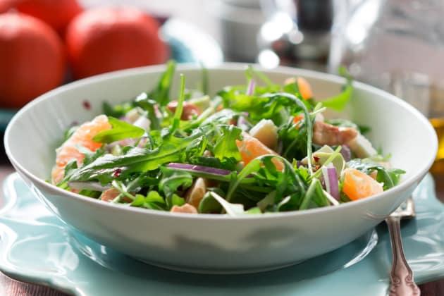 Clementine Arugula Salad Image