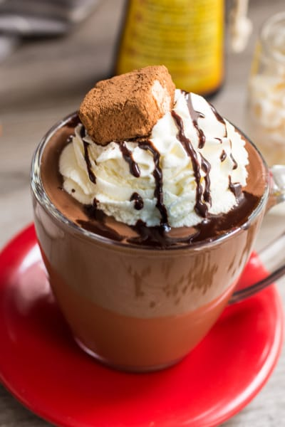 Frangelico Hot Chocolate Image