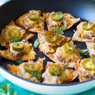Texas nachos photo