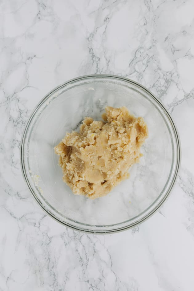 Gluten Free Lemon Crinkle Cookies Recipe Image