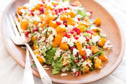 Harvest Wild Rice Salad