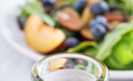 Oil and Vinegar Dressing Pic