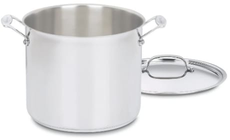 Chef's Classic Stainless Steel Cuisinart Stockpot