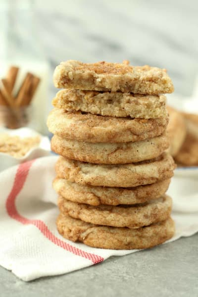 Toffee Snickerdoodles Picture