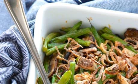 Gluten Free Green Bean Casserole Pic