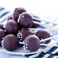 Easy Cake Pop Recipe