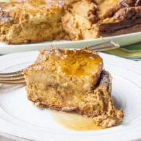 Slow Cooker Pumpkin French Toast Recipe