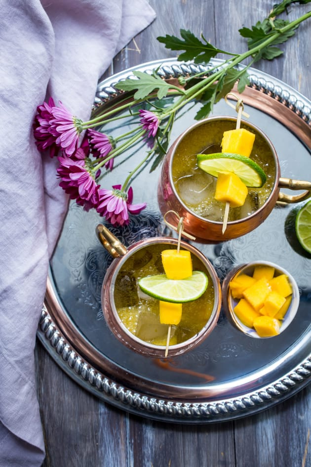 Mango Moscow Mule Pic
