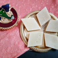 Kaju Katli - Indian Cashew Thins