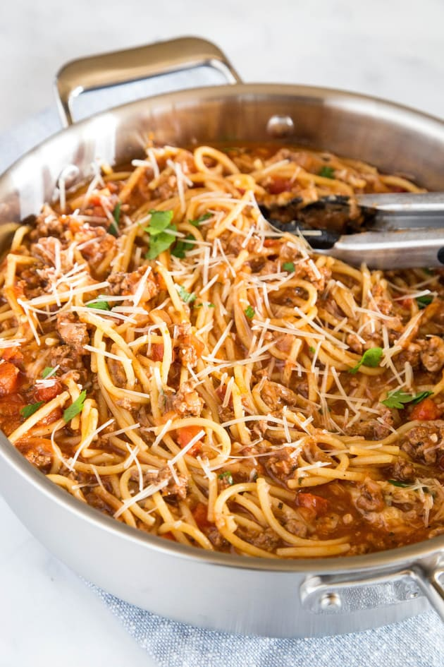 One Pot Spaghetti Pic