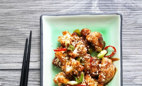 Kung Pao Cauliflower Picture
