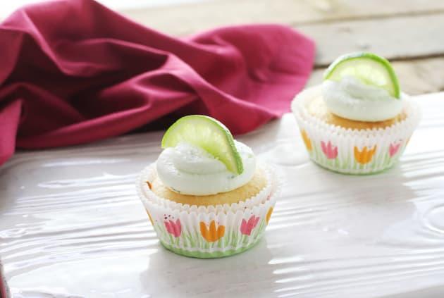 Margarita Cupcakes Photo