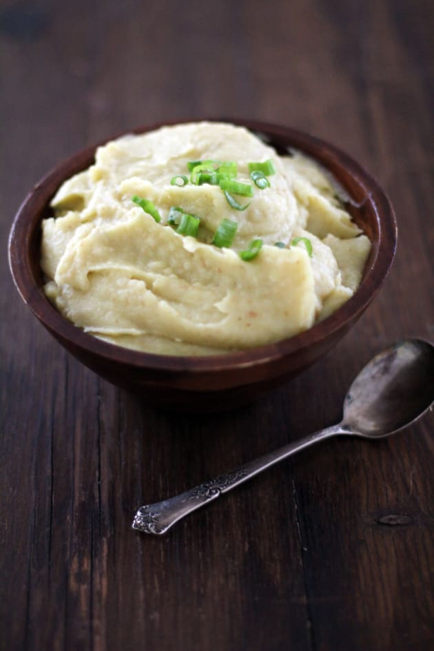 Buttermilk Mashed Potatoes Picture