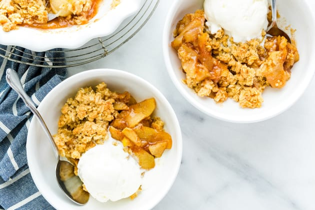 Gluten Free Apple Crisp Photo