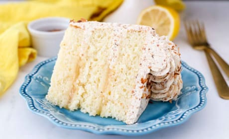 Lemon Coconut Cake Image