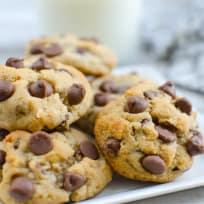 Paleo Chocolate Chip Coconut Cookies Recipe