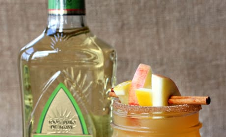 Apple Cider Margarita Image