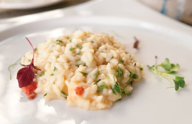 Lobster Risotto Photo