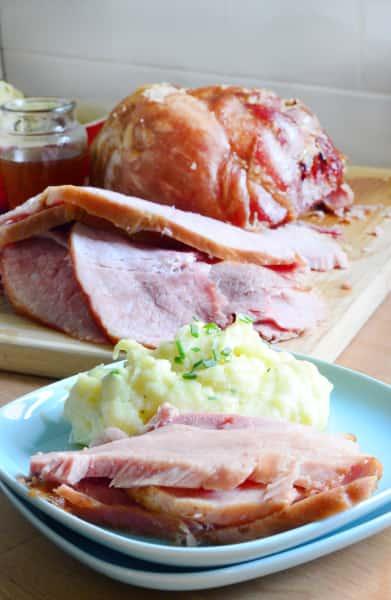 Crock Pot Ham Picture