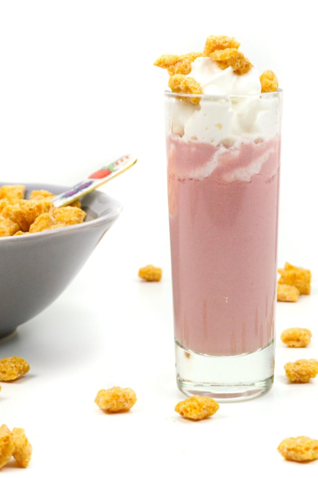 Captain Crunch Shot Image