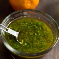 Clementine Salad Dressing Recipe