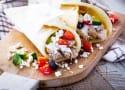 Instant Pot Greek Pork Wraps Recipe