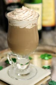 The Nutty Irishman Cocktail