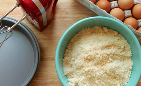 Yellow Cake Mix Recipe