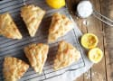 Lemon Cream Scones