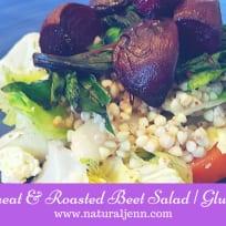 Buckwheat & Roasted Beet Salad Recipe