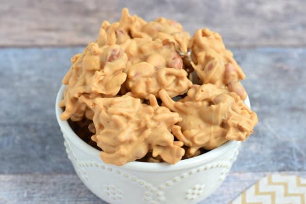No Bake Haystack Cookies Recipe