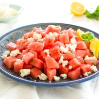 Watermelon and Feta Recipe