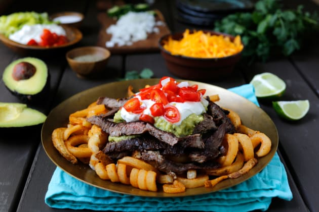 Carne Asada Fries Photo