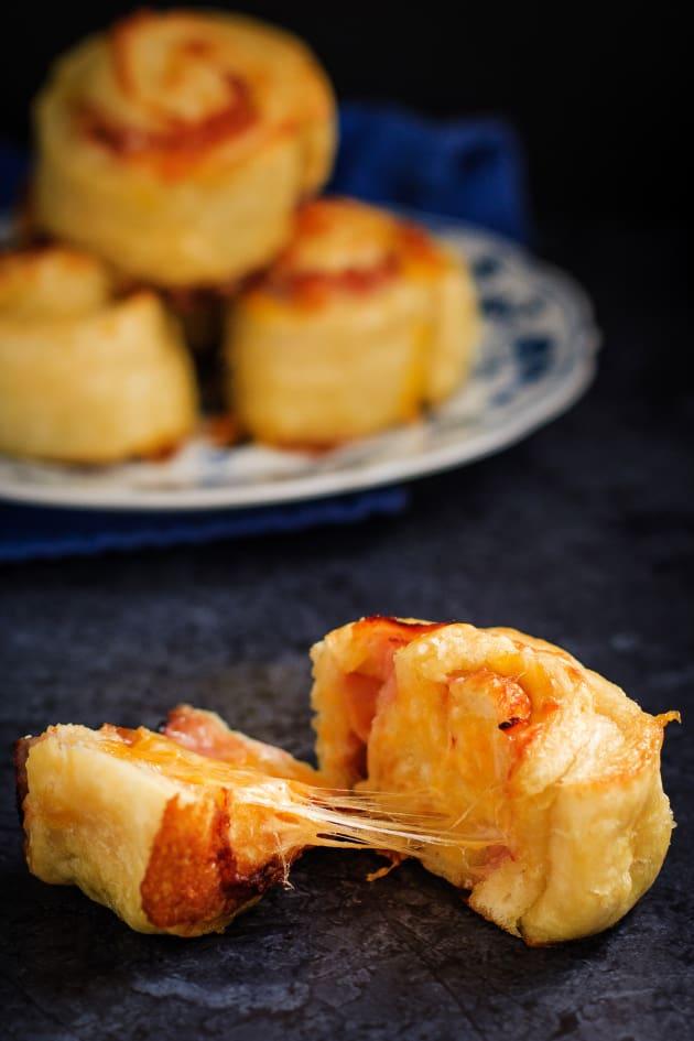 Food Network Pretzel Roll Recipe