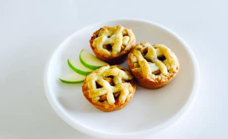 Apple Pie Cookie Cups Picture