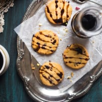Vegan Shortbread Cookies Recipe