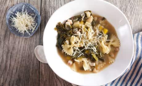 White Bean and Kale Soup Recipe