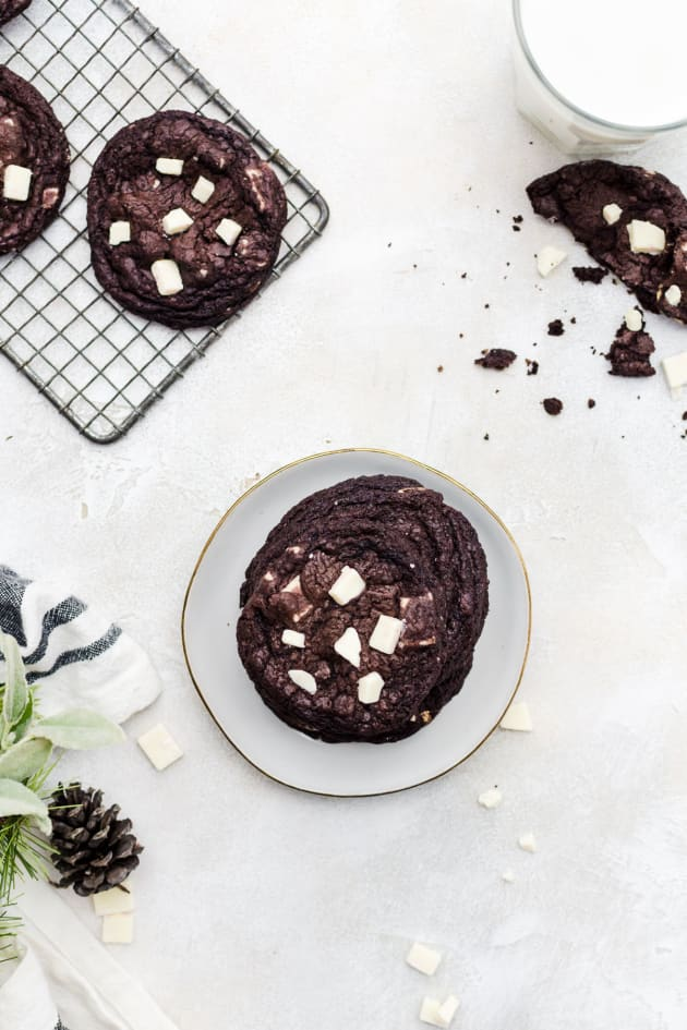 File 2 - Peppermint Chocolate Cookies
