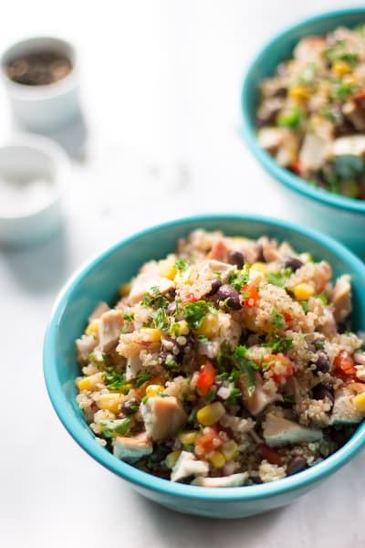 Quinoa Chicken Salad Picture