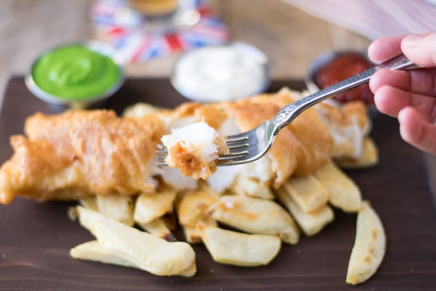 British Fish & Chips Picture