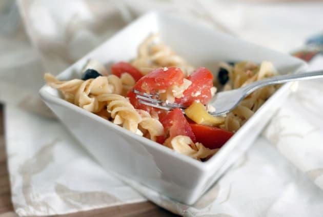 Gluten Free Pasta Salad Image